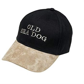 Nauticalia Old Sea Dog Yachting Cap  - Click to view larger image