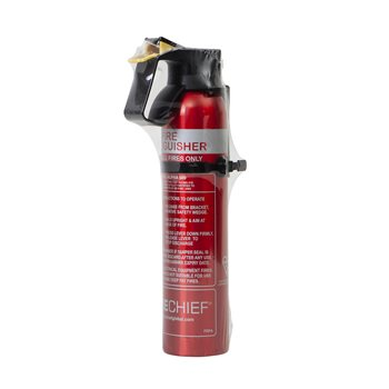 Fire Chief 0.6kg BC Powder Fire Extinguisher  - Click to view larger image