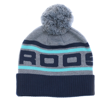 Rooster Recycled Knit Beanie  - Click to view larger image