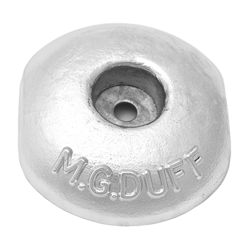 MG Duff ZD58 Zinc Anode Kit  - Click to view larger image