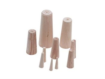 Trem Soft Wood Safety Plugs or Bungs 1