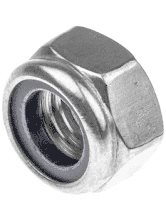 Holt Stainless Steel Nyloc Nuts  - Click to view larger image