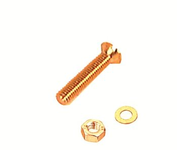 Holt Brass Countersunk Bolts 1