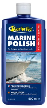Starbrite Marine Polish  - Click to view larger image