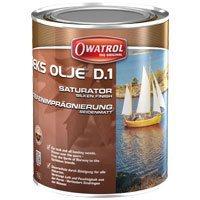 Owatrol Deks Olje D1  - Click to view larger image