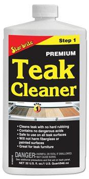 Starbrite Premium Teak Cleaner  - Click to view larger image