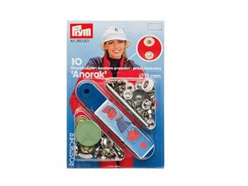 Prym Press Fasteners  - Click to view larger image