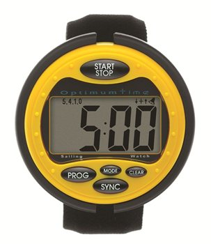 Optimum OS315 Big Yellow Sailing Watch  - Click to view larger image