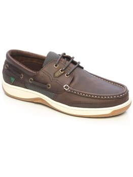 Dubarry Regatta Donkey Brown Deck Shoe  - Click to view larger image