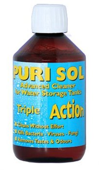 Clean Tabs Purisol  - Click to view larger image