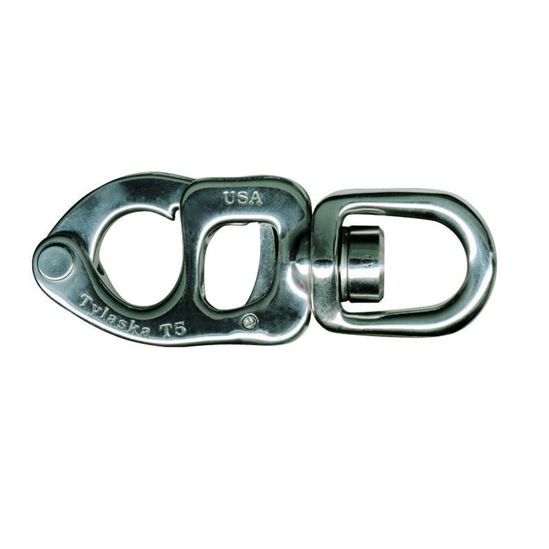 Tylaska T5 Standard Bail Snap Shackle 1